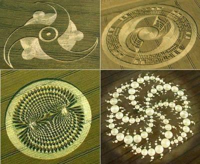 Crop Circle Phenomena and 2012